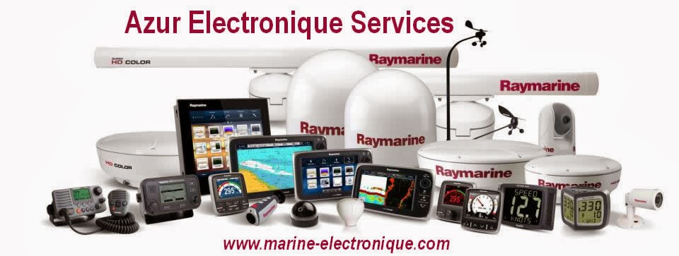 Azur Electronique Services - Raymarine