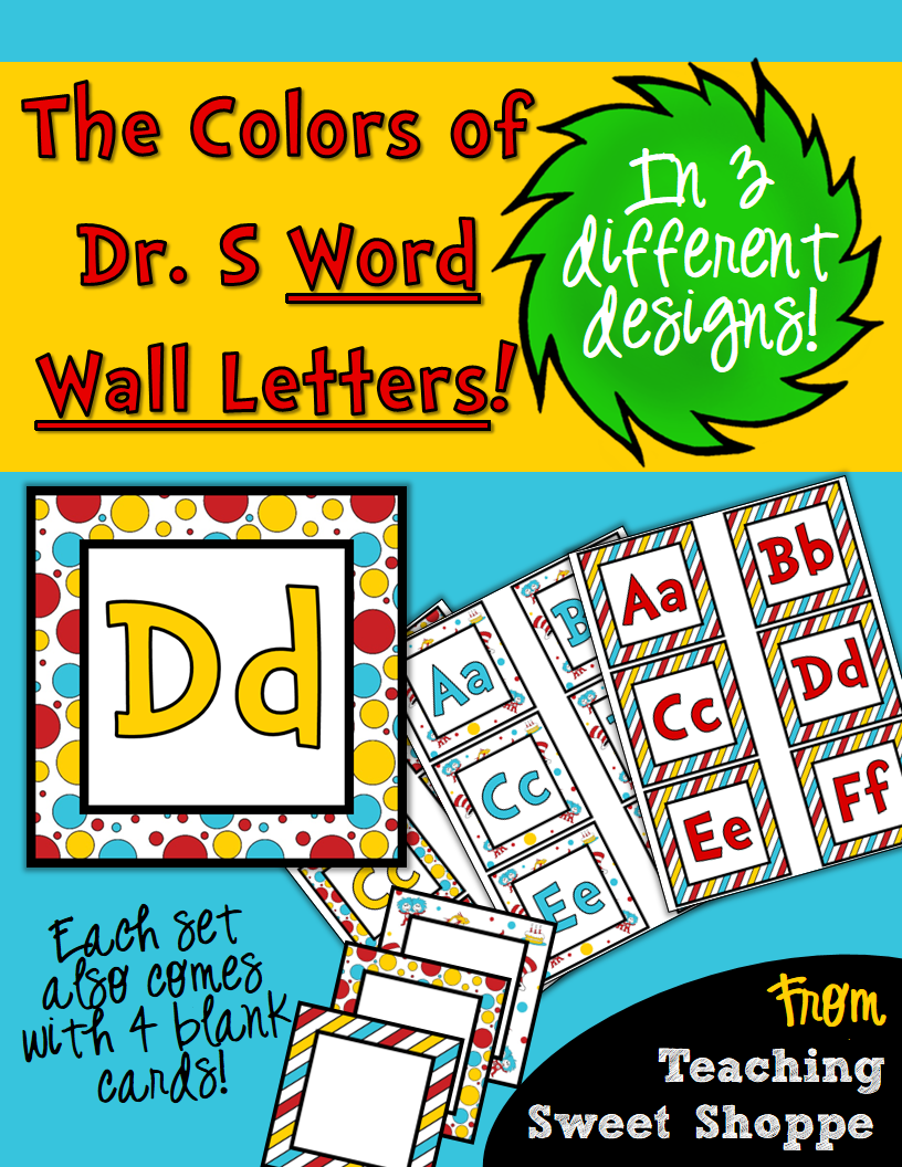 Dr. Seuss Letters Fun inspired-by-dr.-seuss