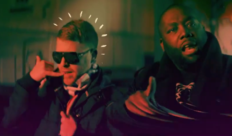Run the Jewels - 'Lie, Cheat, Steal' ( offizielles Musikvideo + Meow The Jewels ) Atomlabor Blog