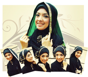Unique Mode: Mode: Cara Memakai Jilbab Modern , Simple