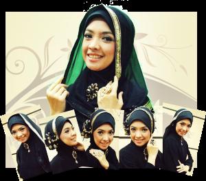 Unique Mode Mode Cara Memakai Jilbab Modern Simple