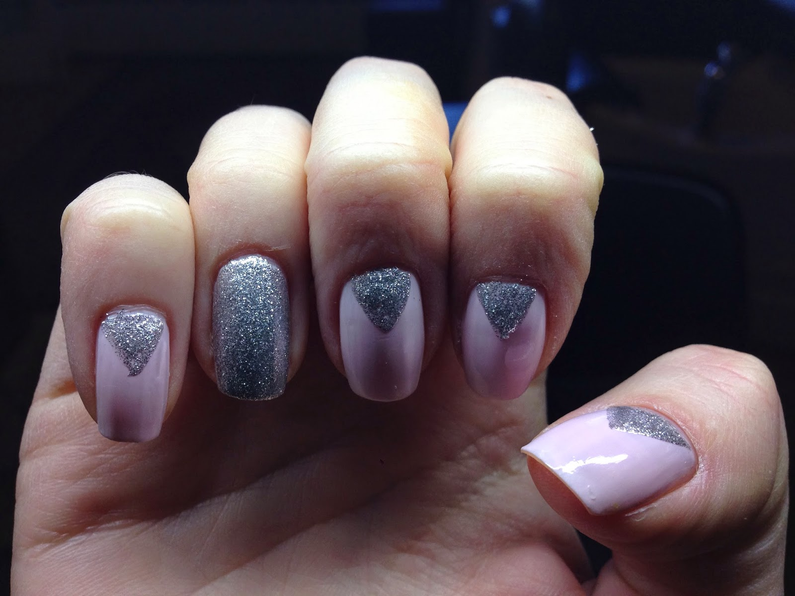 Lesia Style: New Year\'s Nails