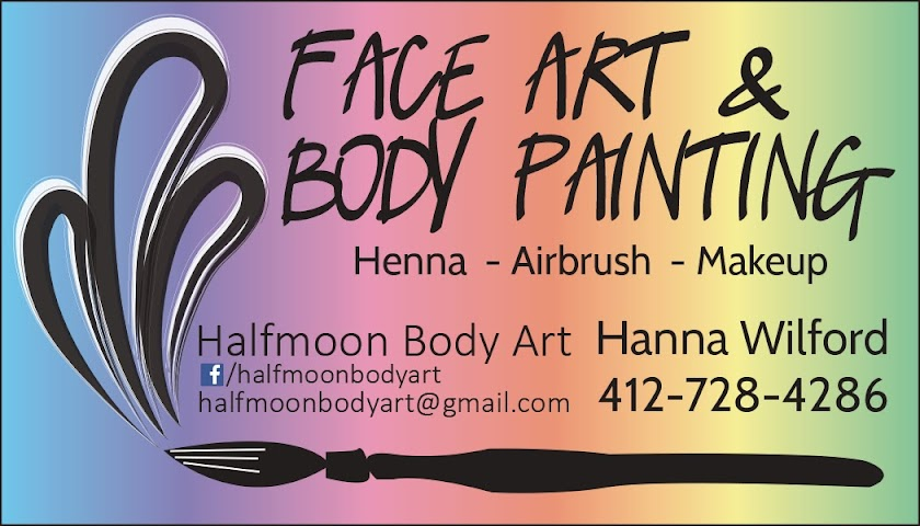 Halfmoon Body Art
