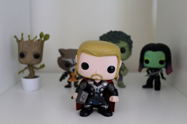 Funko Pop! Vinyl Bobbleheads, Thor, Avengers, Thor the Dark World