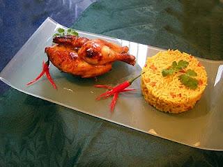Poulet sauce yakitori