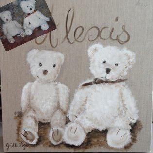 L'ours d'Alexis