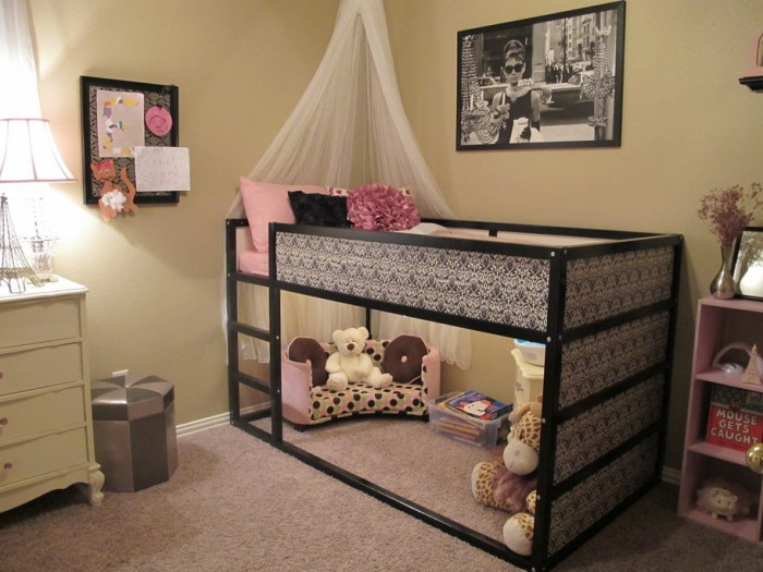 Decoracion de interiores dormitorios peque os para ni os - Decoracion dormitorios infantiles pequenos ...