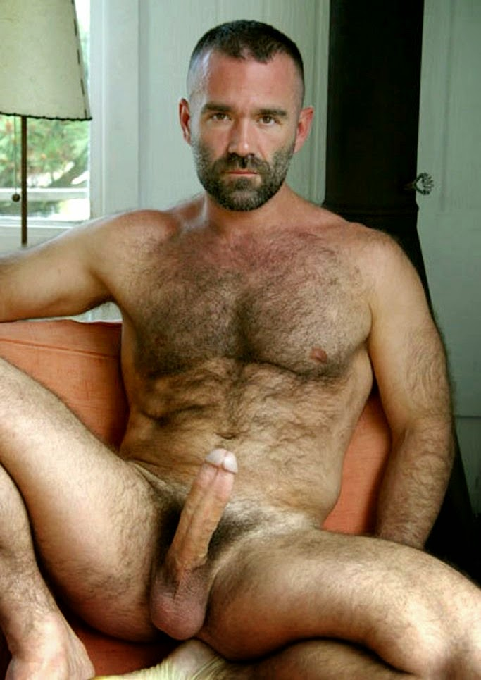 Naked silver fox porn - Gay man in the high desert jpg 683x965