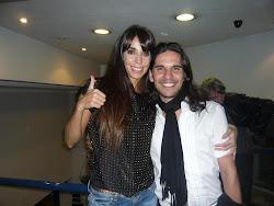 Dario Oliva y Laura Fidalgo