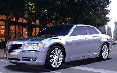 2012 chrysler 300 touring wallpapers