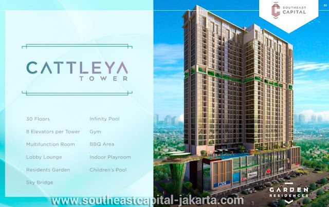 Cattleya Tower Southeast Capital Jakarta