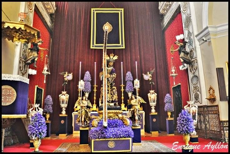 Besamanos Nazareno Silencio Sevilla Cuaresma 2014