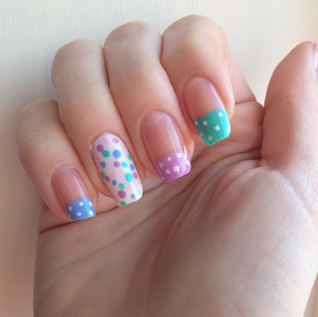 jenn- ic easter nail design