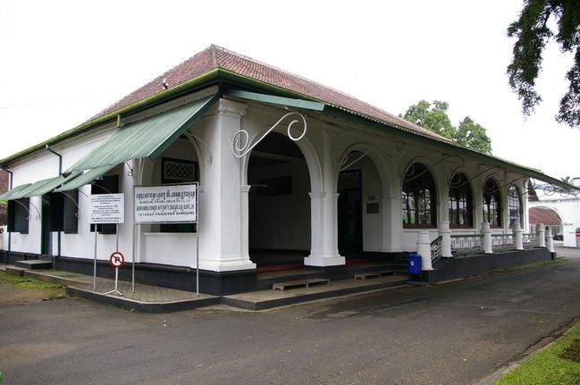Mengenal Gedung Museum Prabu Geusan Ulun Sumedang