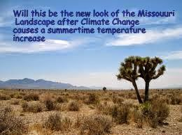 High Desert Pic-Will be Missouris Future with Climate Change