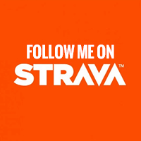 FOLLOW ME ON STRAVA