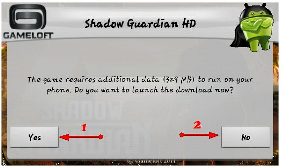 Download Game Shadow Guardian Untuk Android