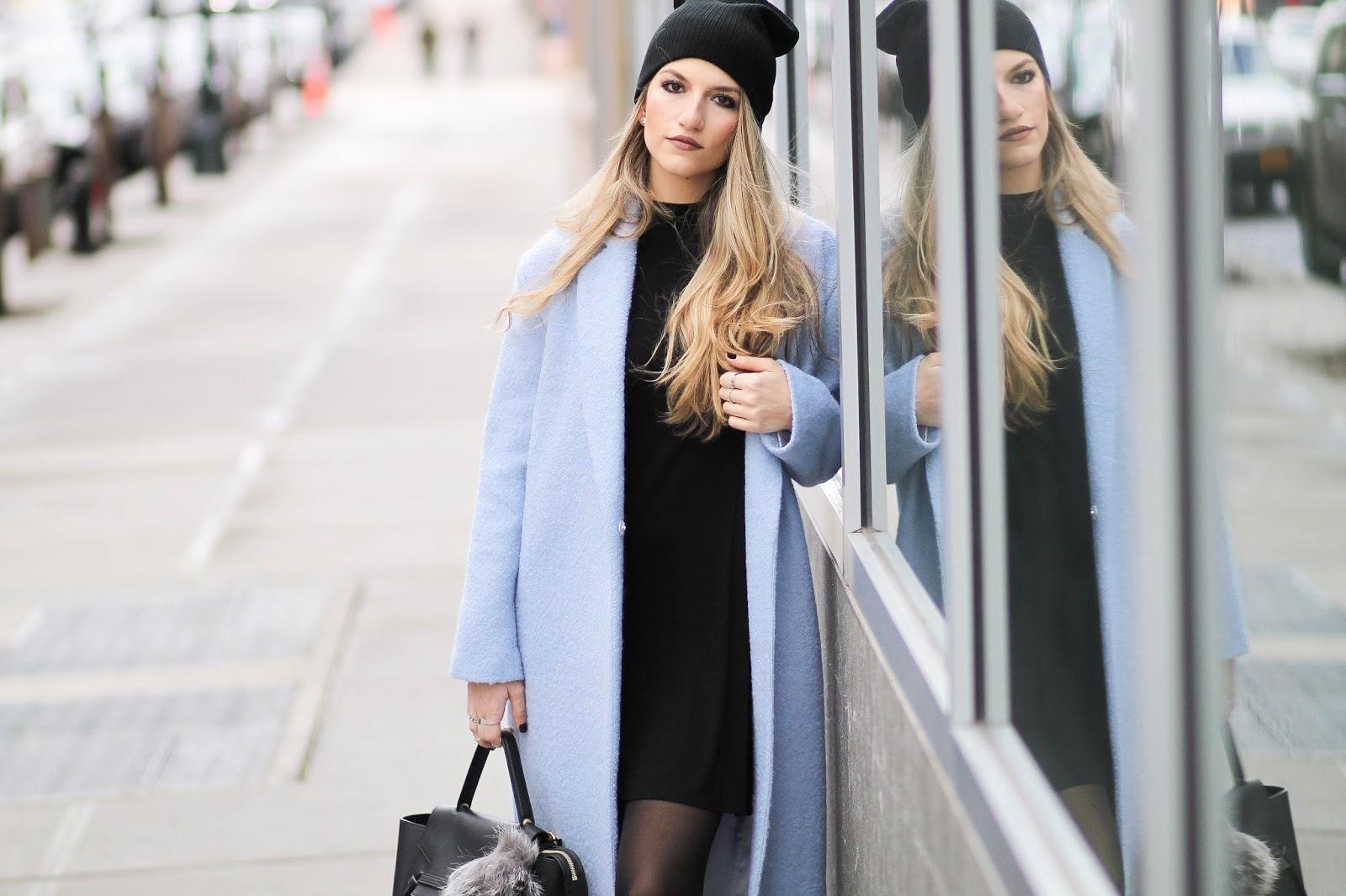 black beanie outfits