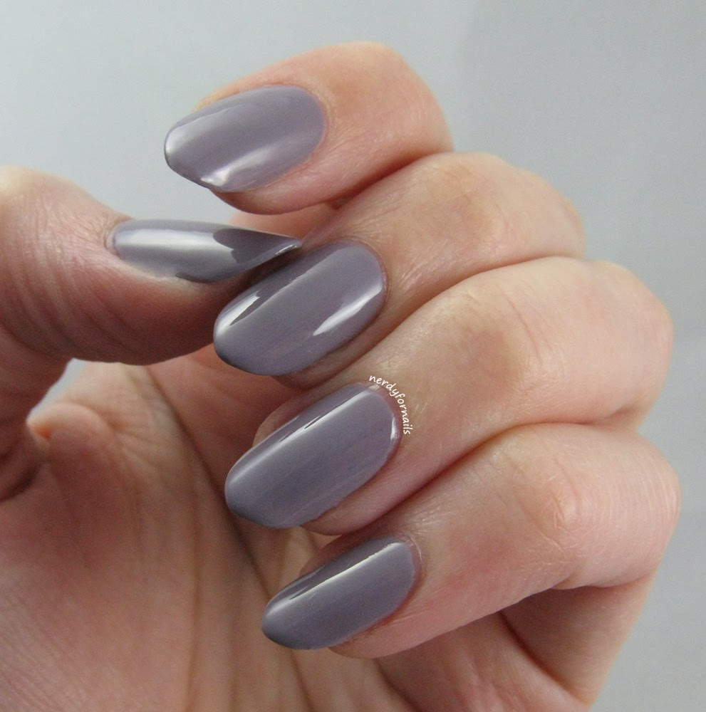 China Glaze Release The Giver Collection Swatch
