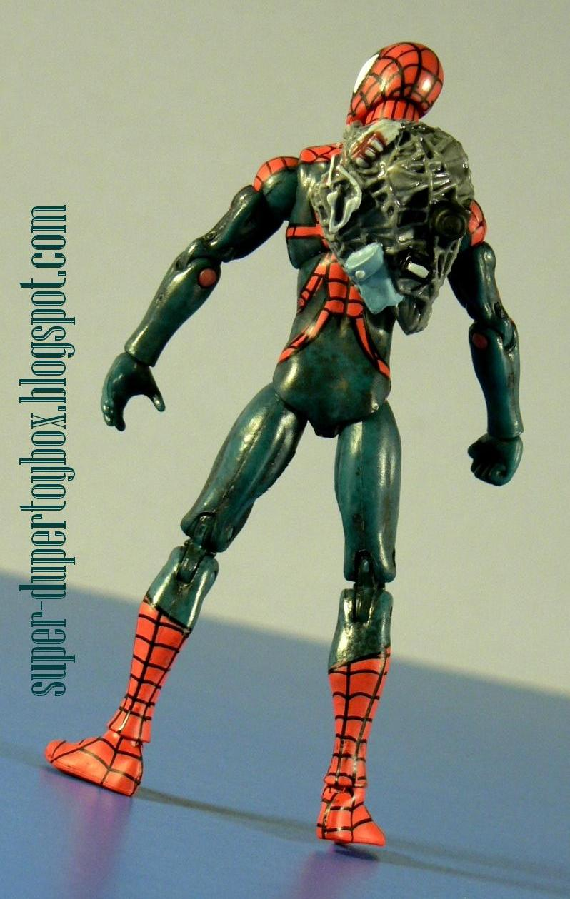 House of m green goblin - There Is Something Almost Imprecise About The Paint And Or Design Of This Figure That I Can T Put My Finger On I M Unsure If This Was Intended As I Am