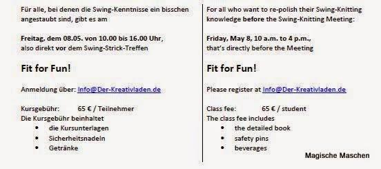 Helmstedt 2016 – the program of the 6th International Swing-Knitting ...