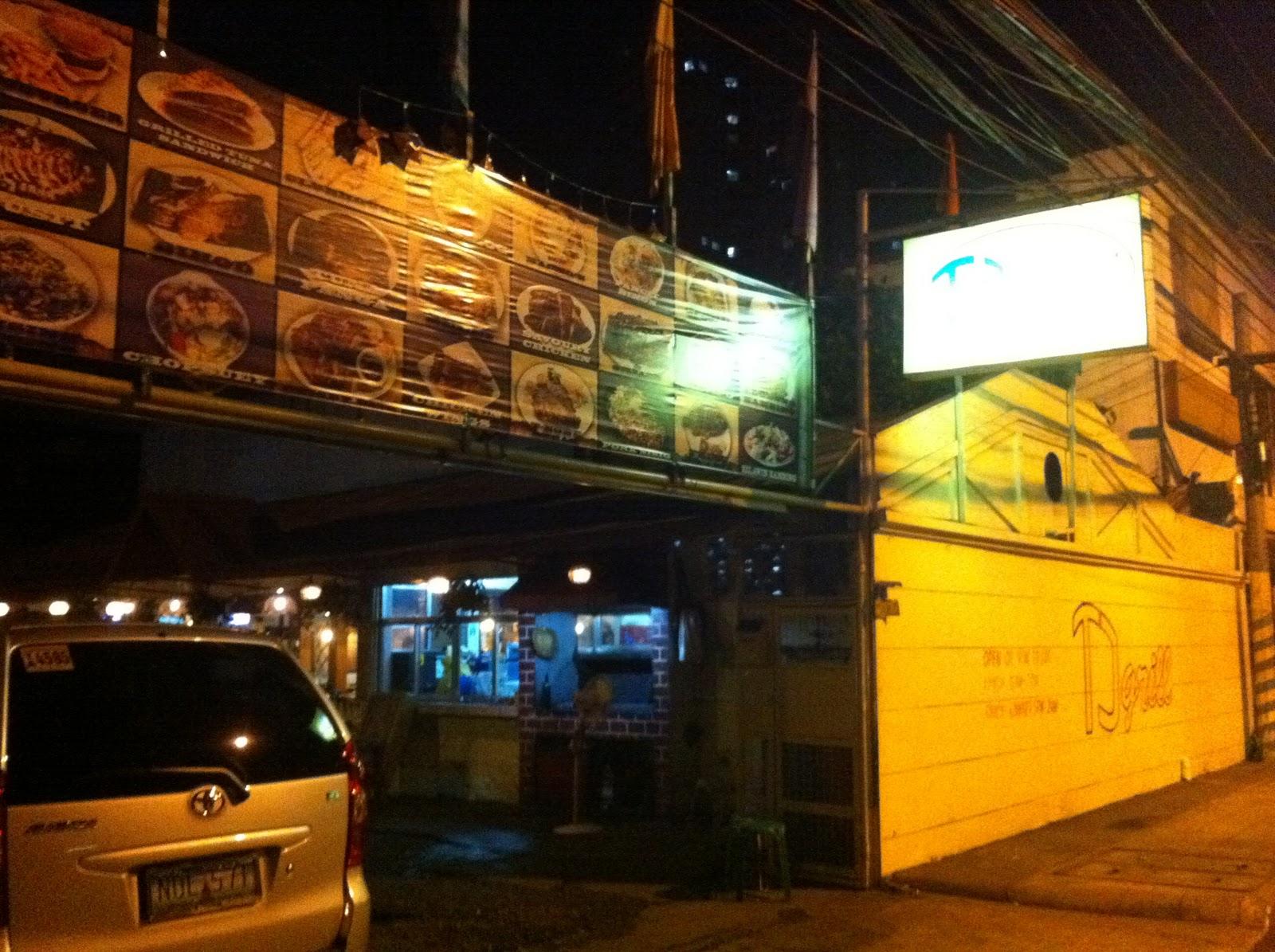 My Ilonggo Taste Bud Tj Grill Quickie