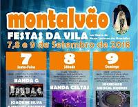MONTALVÃO (NISA): FESTAS DA VILA