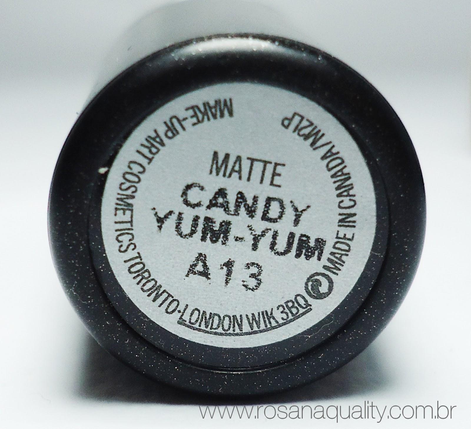 Candy Yum Yum Mac