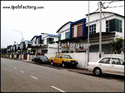 IPOH FACTORY FOR RENT (I00167)