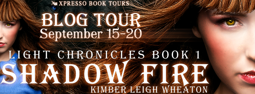 Shadow Fire Blog Tour