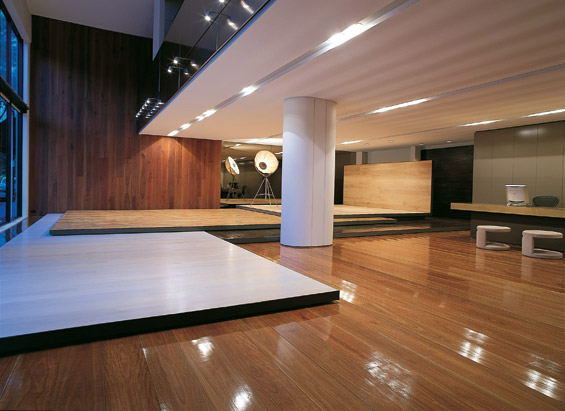 Drywall construye piso laminado - Laminados de madera ...