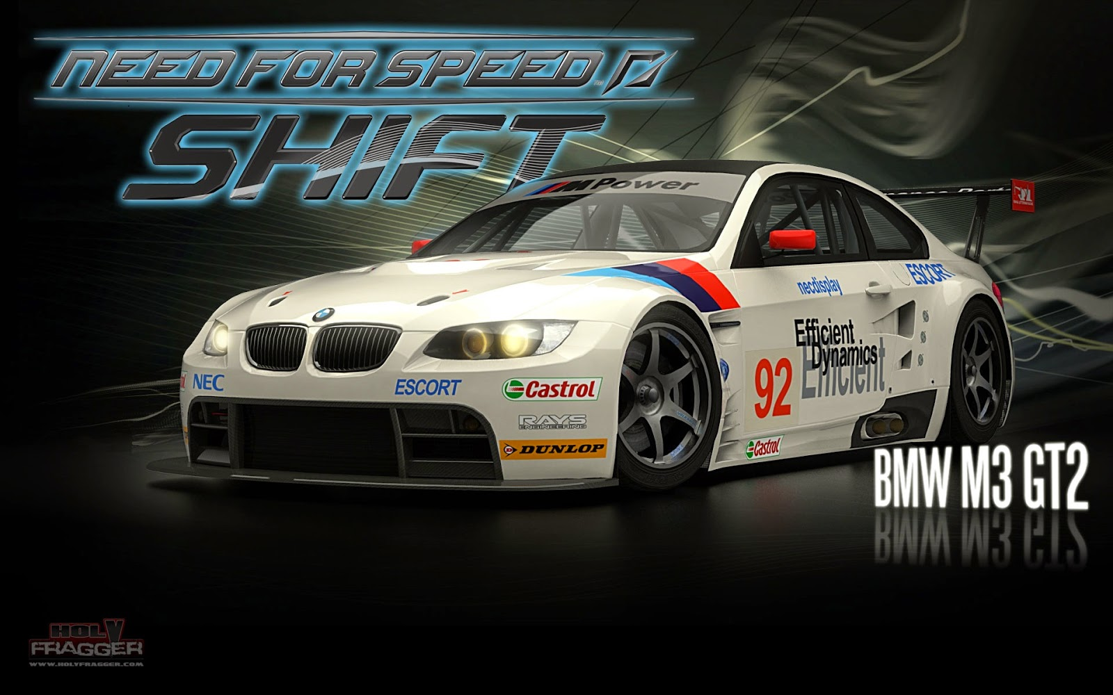 Need For Speed Shift 1 Game