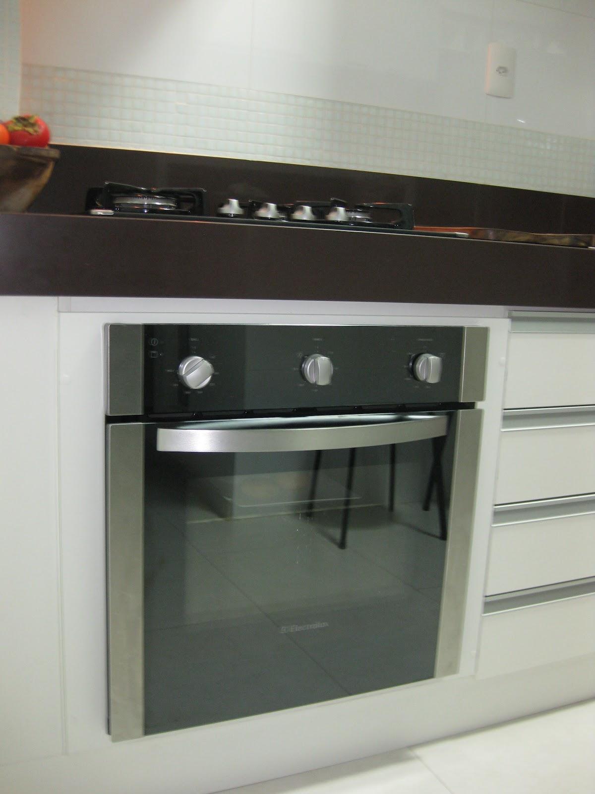 cozinha planejada fogão cooktop