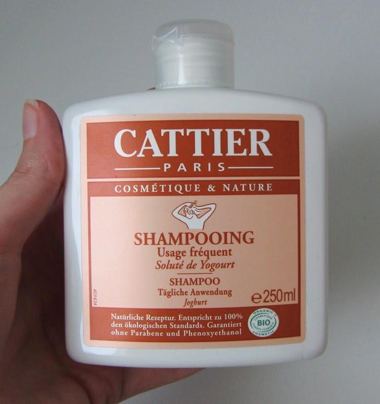 Cattier Joghurt Shampoo - für den täglichen Gebrauch