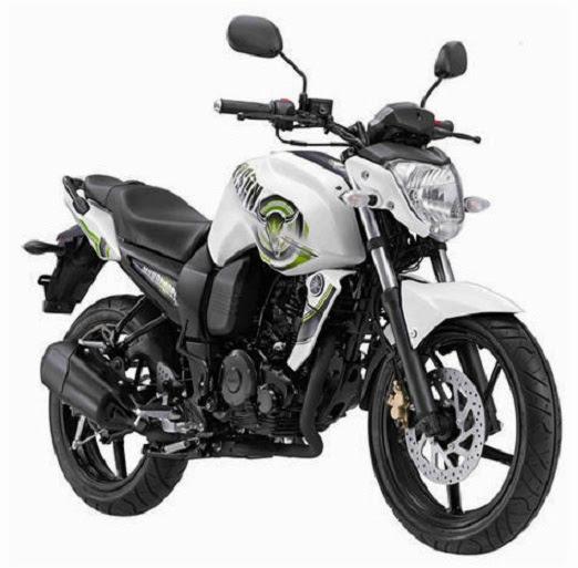 Yamaha Byson dengan Striping Baru Harga Tetap
