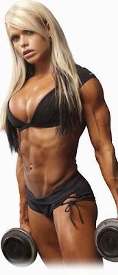Προπόνηση Fitness απο την Larissa Reis