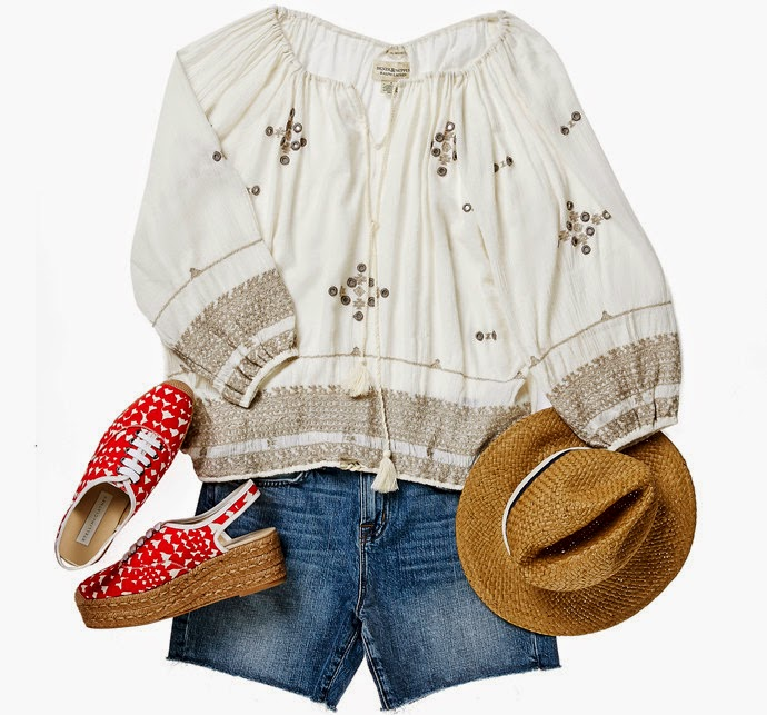 5 Fashion Images for a Weekend in the Country