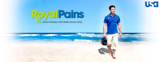 Royal Pains - 5.03 - Lawson Translation - Preview