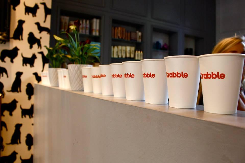 Grabble Cups