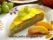 Jablkový koláč zo špaldovej múky - recept