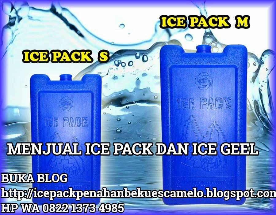ICE PACK ...