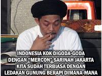 Teror Bom Sarinah Jakarta di Mata Seorang Sufi + Meme Lucu