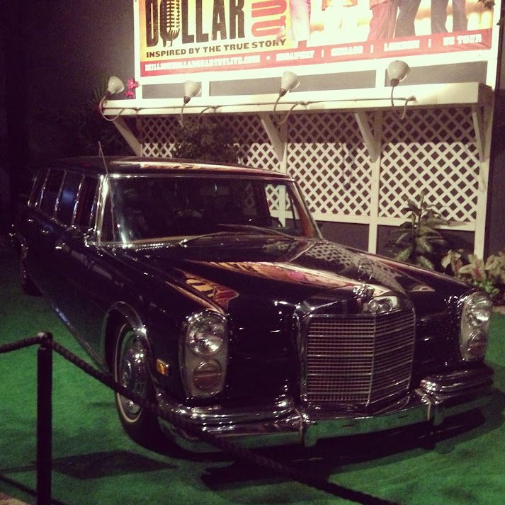 Elvis Presley's Limousine