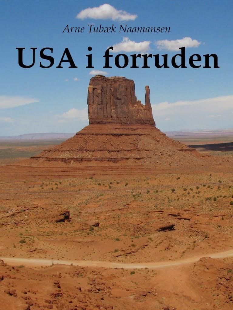 USA i forruden: Køb e-Bog om det sydvestlige USA til kr. 79