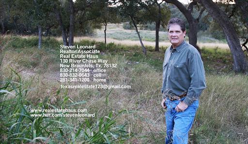 Steven Leonard, Realtor