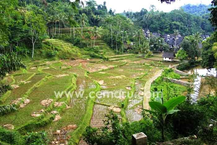 Objek Wisata Kampung Naga Tasikmalaya