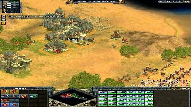 Rise of Nations PC Games Gameplay