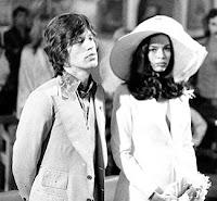 Mick+Jagger+%2526+Bianca+Perez+Morena+de+Macias Celebrity wedding anniversaries