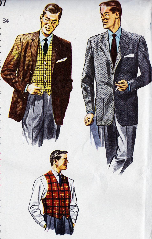 1950s mens clothing 1950 clothing