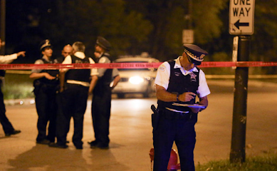 8 Dead, 46 Shot During Chicago Labor Day Weekend 2015